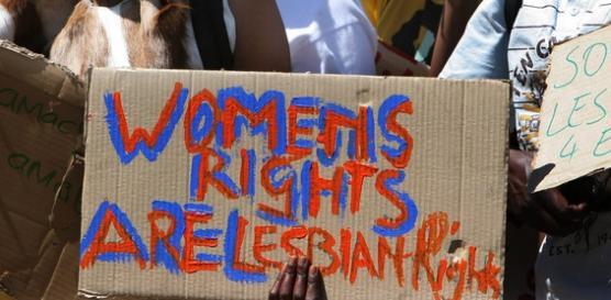 Derechos de Lesbianas y de Homosexuales American